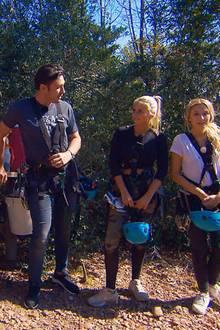 Folge 7: Der Bachelor   Für Kristina, Svenja, Janine Christin, Daniel, Carina und Jessica steht ein Tag voller Action an.