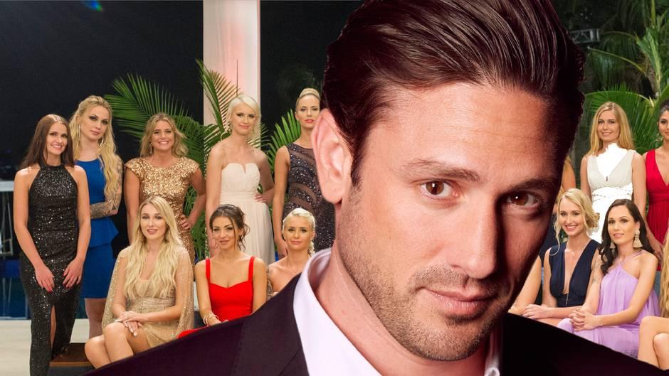 """Der Bachelor"" Daniel Völz"