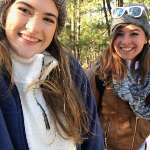 Kianni und ihre Halbschwester Maggie