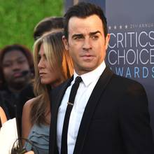 Jennifer Aniston + Justin Theroux