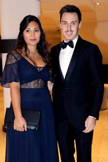 Marie Hoa Chevallier und Louis Ducruet sind schon seit Jahren ein gutes Team - und nun verlobt