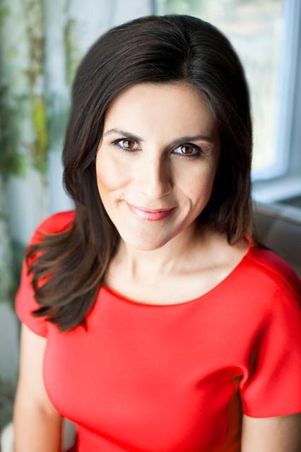 """Kate Ansersen Brower, Autorin des Bestsellers """"First Women"""" (2016, Harper Collins)"""