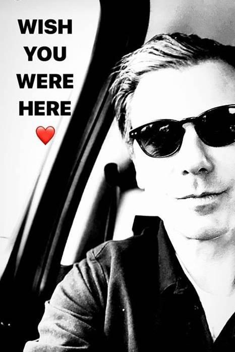 Gavin Rossdale in seiner Instagram-Story