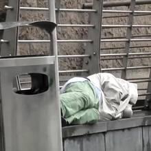 Stadtbild-Optimierung: Dortmunder Polizei bittet Obdachlose zur Kasse