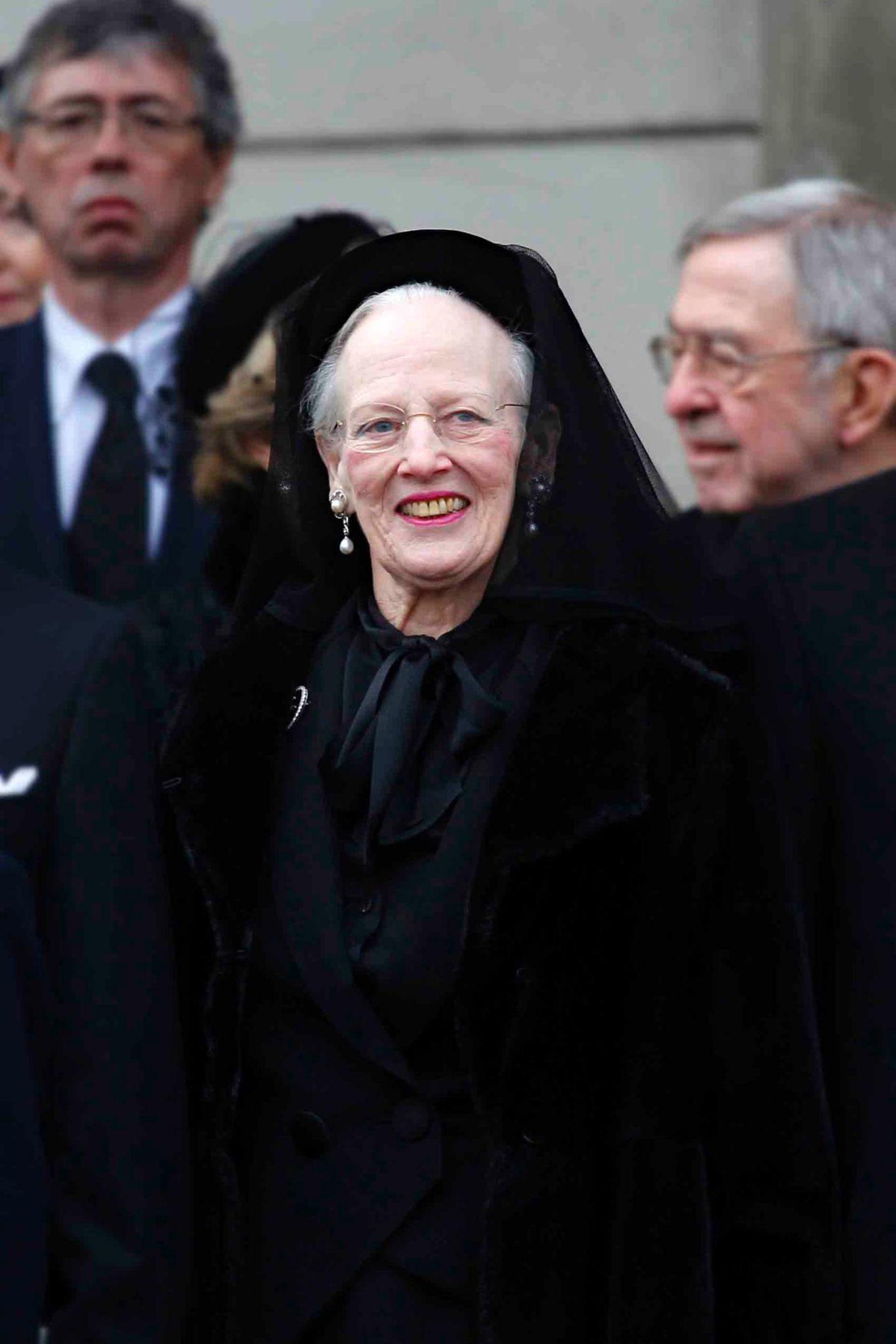 Königin Margrethe