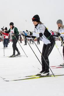 24. Februar 2018  Diese nimmt nämlich am Tjejvasan-Wettrennen teil und legt ganze 30 Kilometer auf Langlaufskiern zurück.
