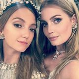 Für Lady Dianas Nichte, Kitty Spencer, geht es für Dolce & Gabbana sogar auf den Runway. Dabei ist eine weitere Aristokratin-Tochter: die Österreicherin Eleonore Habsburg.