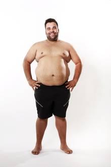 Team Mareike Spaleck  Miguel aus Bielefeld (Nordrhein-Westfalen)  Alter: 28  Startgewicht: 142,1 Kilo