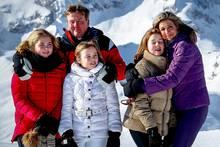 26. Februar 2018  Die Motive ähneln sich zwar jeden Winter, doch Prinzessin Amalia, Prinzessin Ariane und Prinzessin Alexia werden mit jedem Jahr größer.