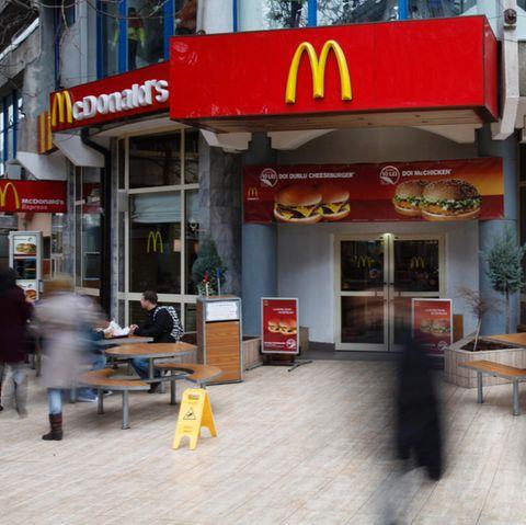 McDonald's Filiale / Symbolbild