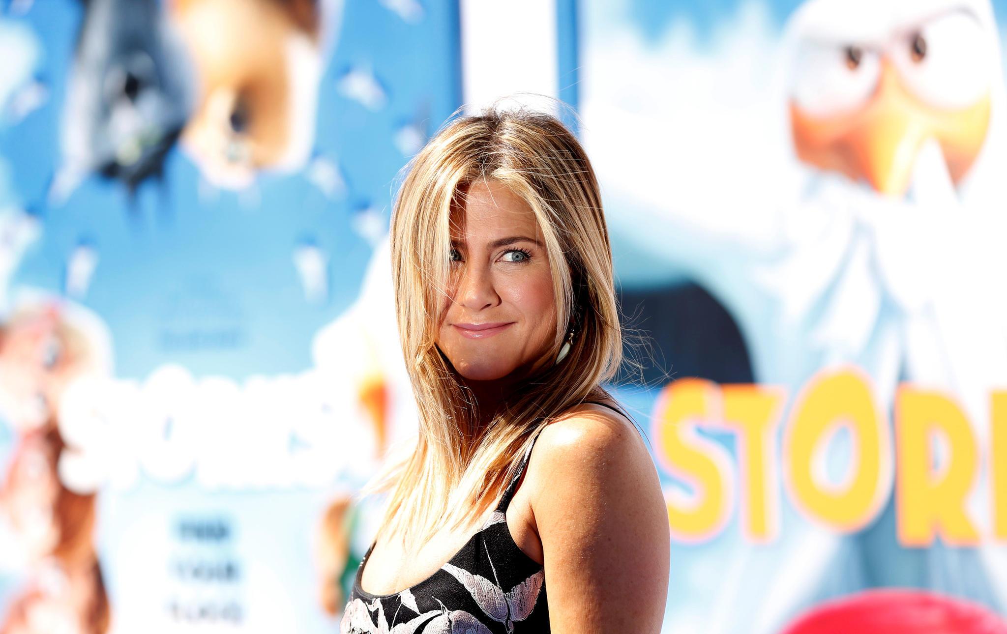Jennifer Aniston - frisch getrennt und auf der Suche nach neuem Glück als Single