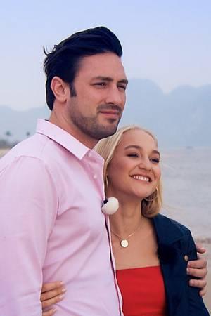 Svenja und Daniel beim Dreamdate
