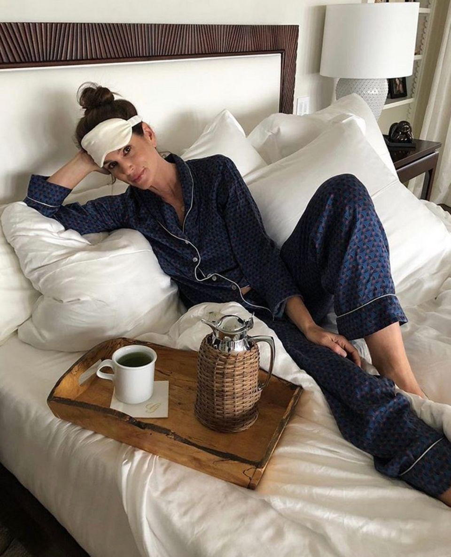 24. Februar 2018  Das Leben eines Topmodels möchte man haben. Cindy Crawford teilt ihre Wochenendpläne mit ihren Instagram-Fans. Das schöne Model möchte demnach offensichtlich im Bett bleiben und Tee trinken. Herrlich gemütlich.