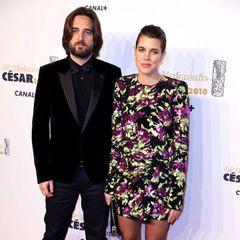 Charlotte Casiraghi und ihr Freund Dimitri Rassam machen auf dem Red Carpet gemeinsam eine gute Figur.