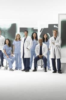 """""""Grey's Antomy""""-Cast"""