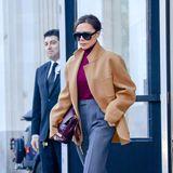 Für Victoria Beckham ist das ganze Leben ein Catwalk.