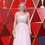 Elisabeth Moss in Christian Dior Couture