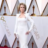 Jane Fonda in Balmain