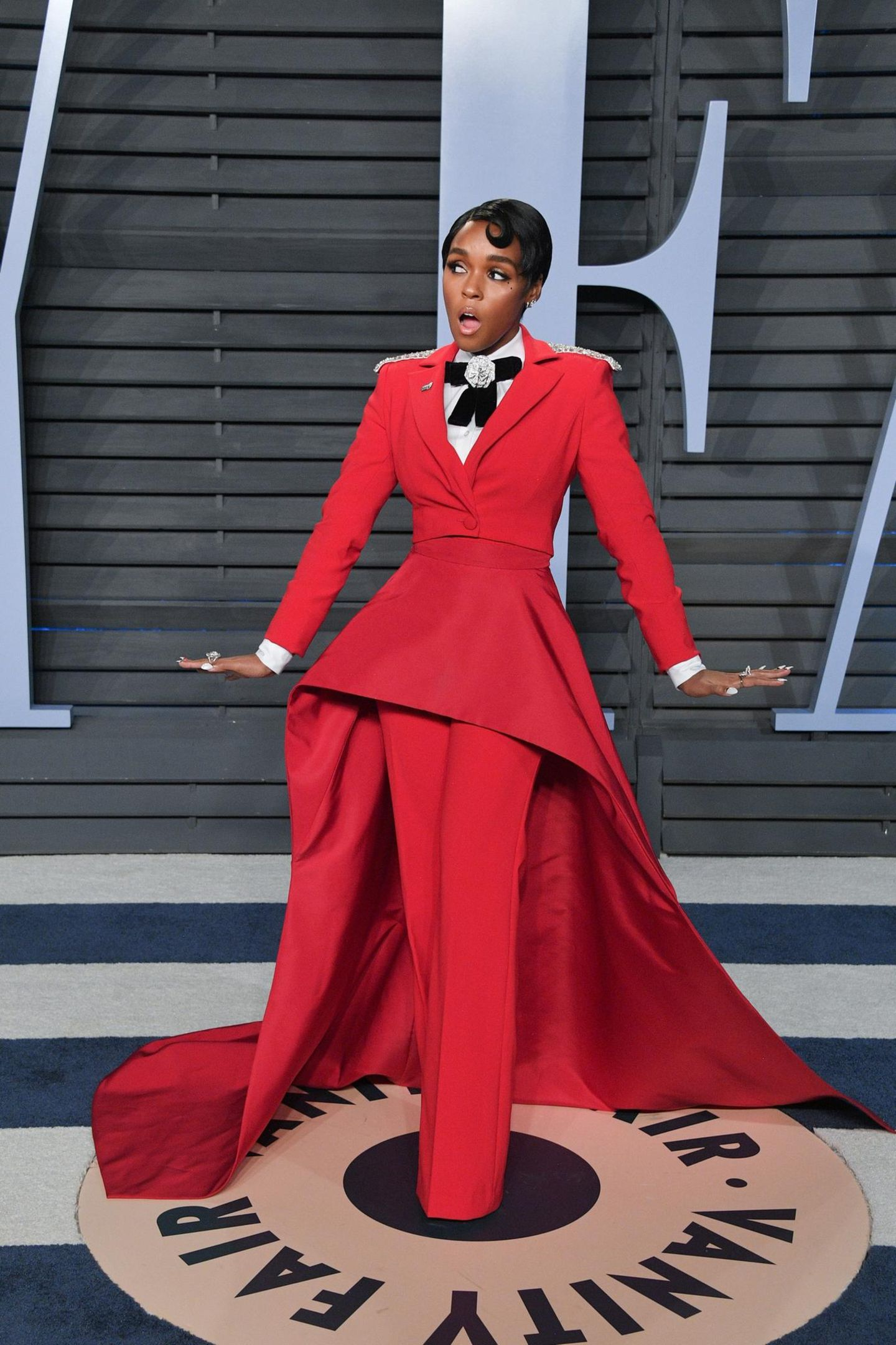 Janelle Monae in Christian Siriano