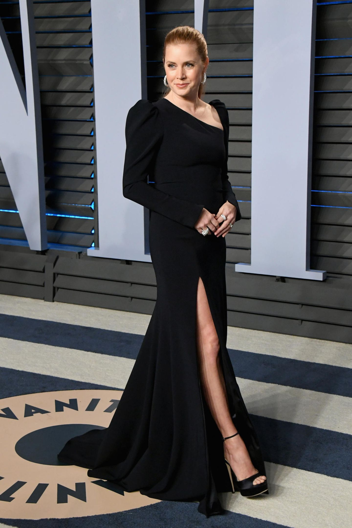 Amy Adams in Christian Siriano