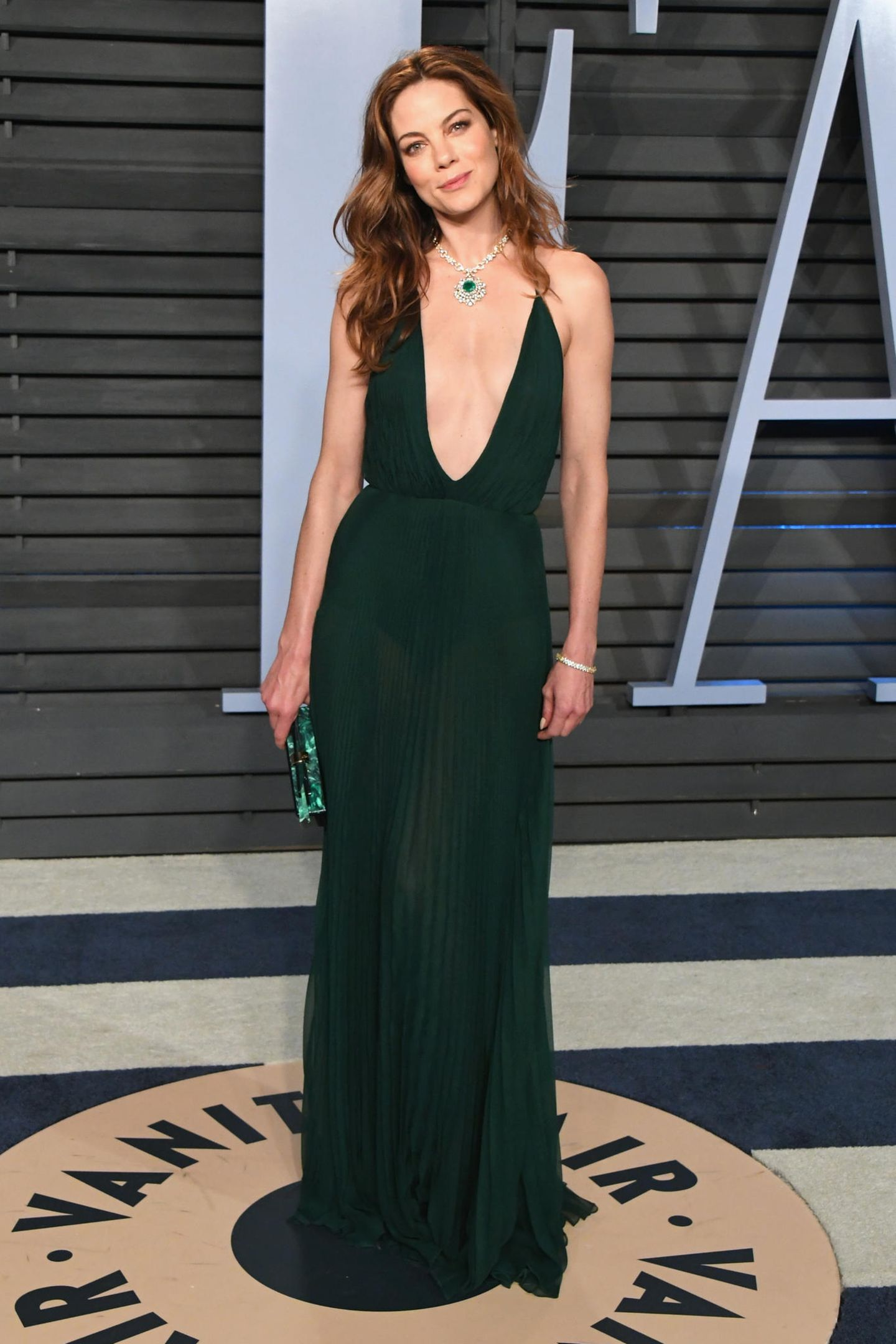 Michelle Monaghan in Reem Acra