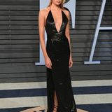 Stella Maxwell in Julien Macdonald