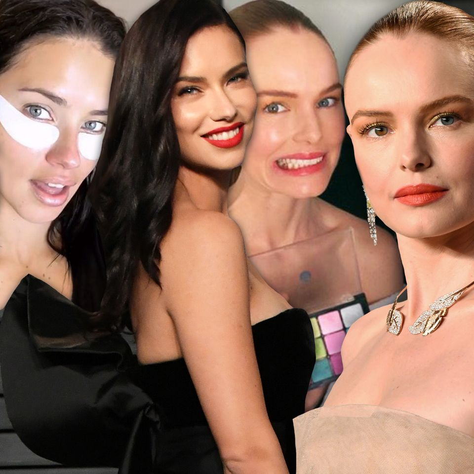 Adriana Lima und Kate Bosworth