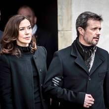 Prinzessin Mary + Prinz Frederik