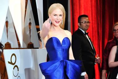 Nicole Kidman bei der 90. Oscar-Verleihung in Los Angeles