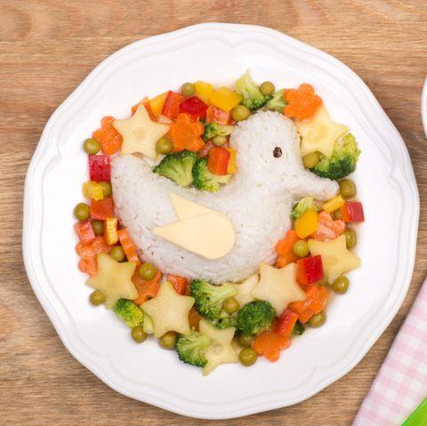 Veganes Essen / Symbolbild