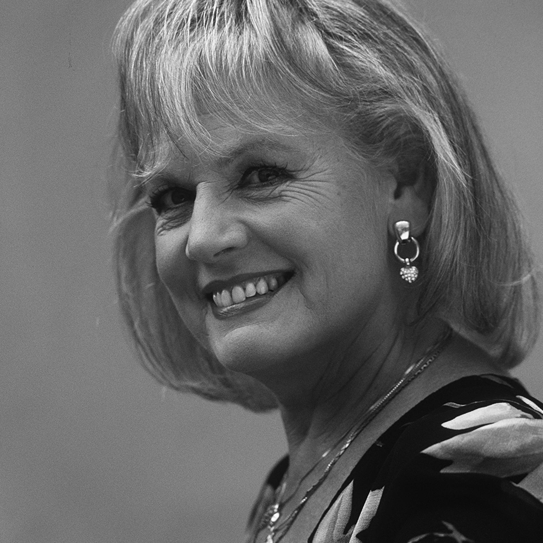 Ulla Norden WDR-Moderatorin in Krankenhaus verstorben
