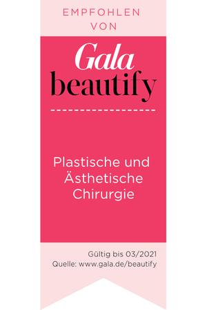 GALA Beautify-Siegel