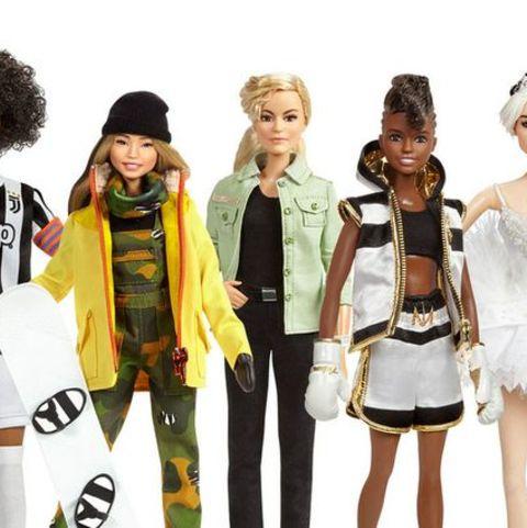 Die neuen Shero-Barbies