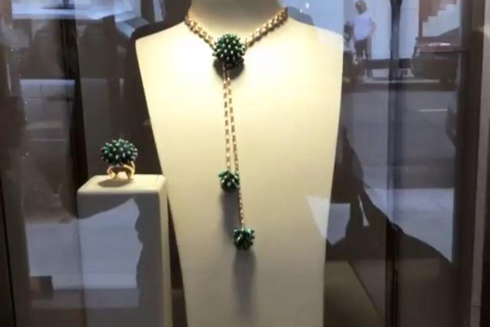 Paris Hilton auf Juwelensuche