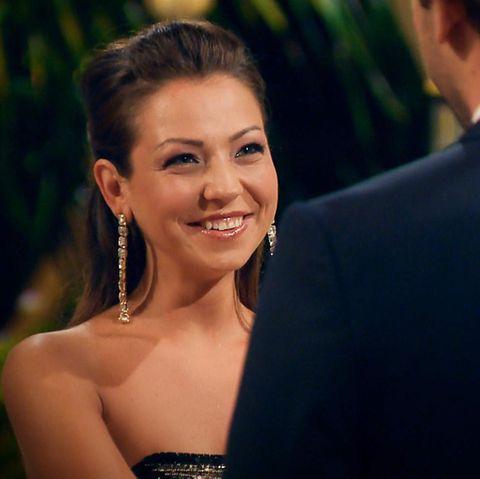 Kristina ist überglücklich, dass Daniel sich für sie entschieden hat
