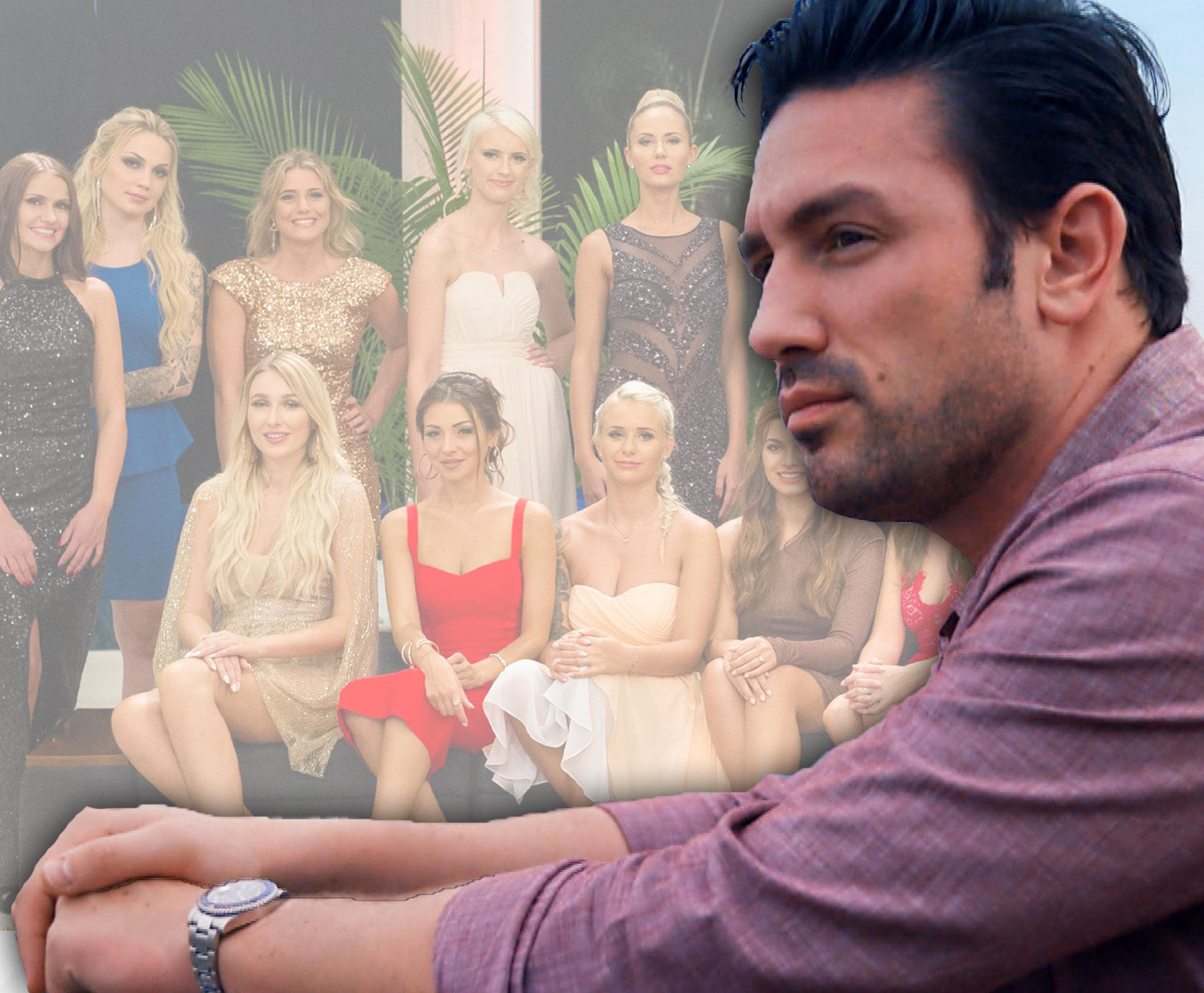 Daniel Völz ist von eingen Ladies enttäuscht
