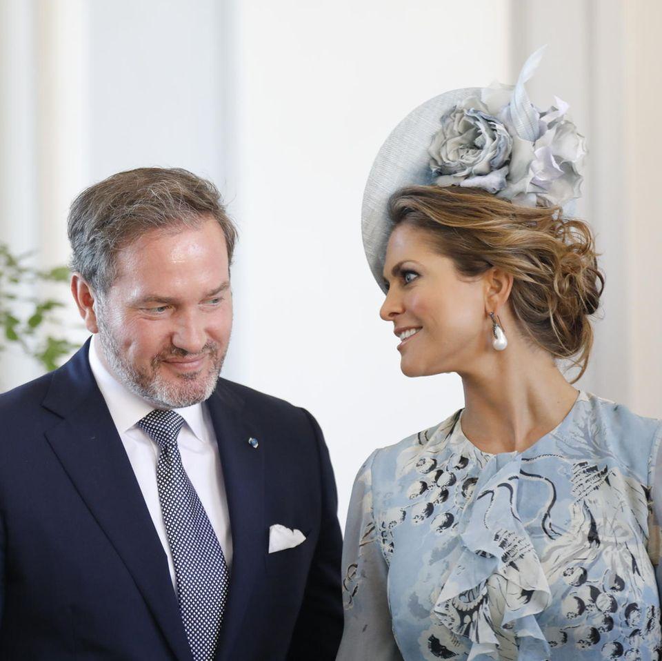Chris O'Neill + Prinzessin Madeleine