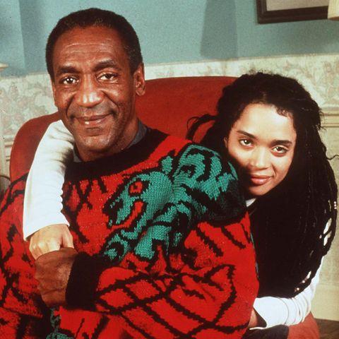 Bill Cosby und Lisa Bonet