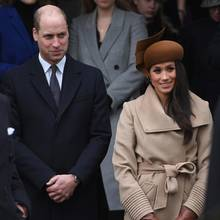 Prinz William, Meghan Markle