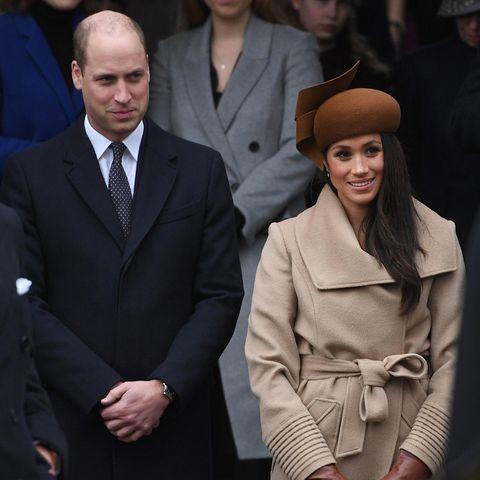 Prinz William, Meghan Markle