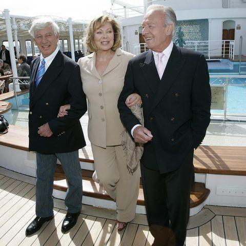 Siegfried Rauch, Heide Keller + Horst Naumann im Jahr 2009