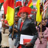 Auch die amtierende Premierministerin des Vereinigten Königreichs, Theresa May, nimmt an dem traditionellen Gottesdienst teil.