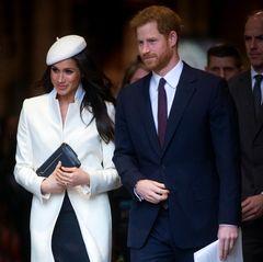 Ein royales Traumpaar: Meghan Markle und Prinz Harry geben zusammen eine tolle Figur ab. Fans freuen sich auf viele zukünftige Auftritte.