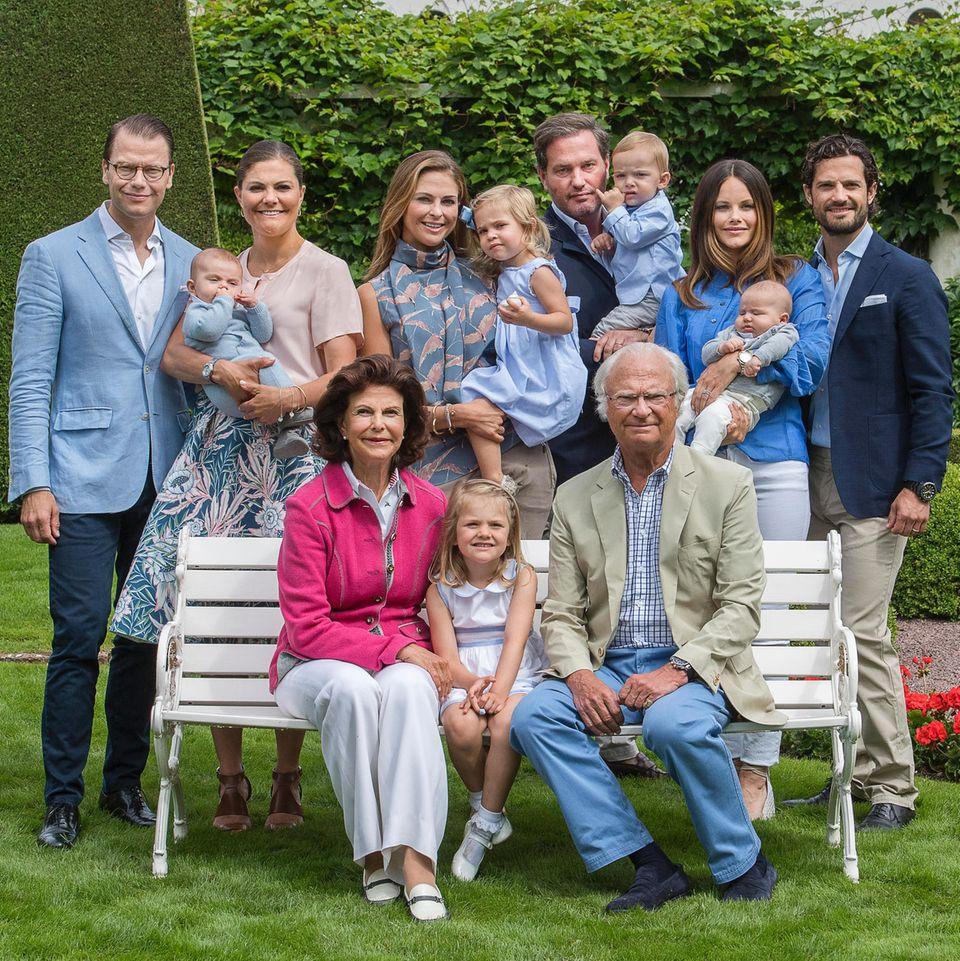 Schweden Royals