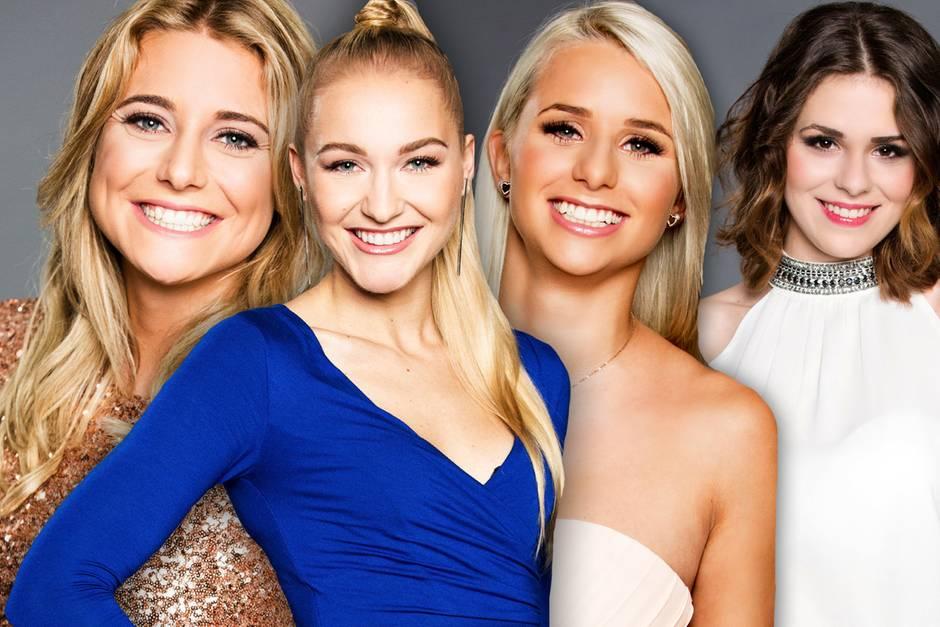 Janina Celine, Svenja, Carina und Janine Christin