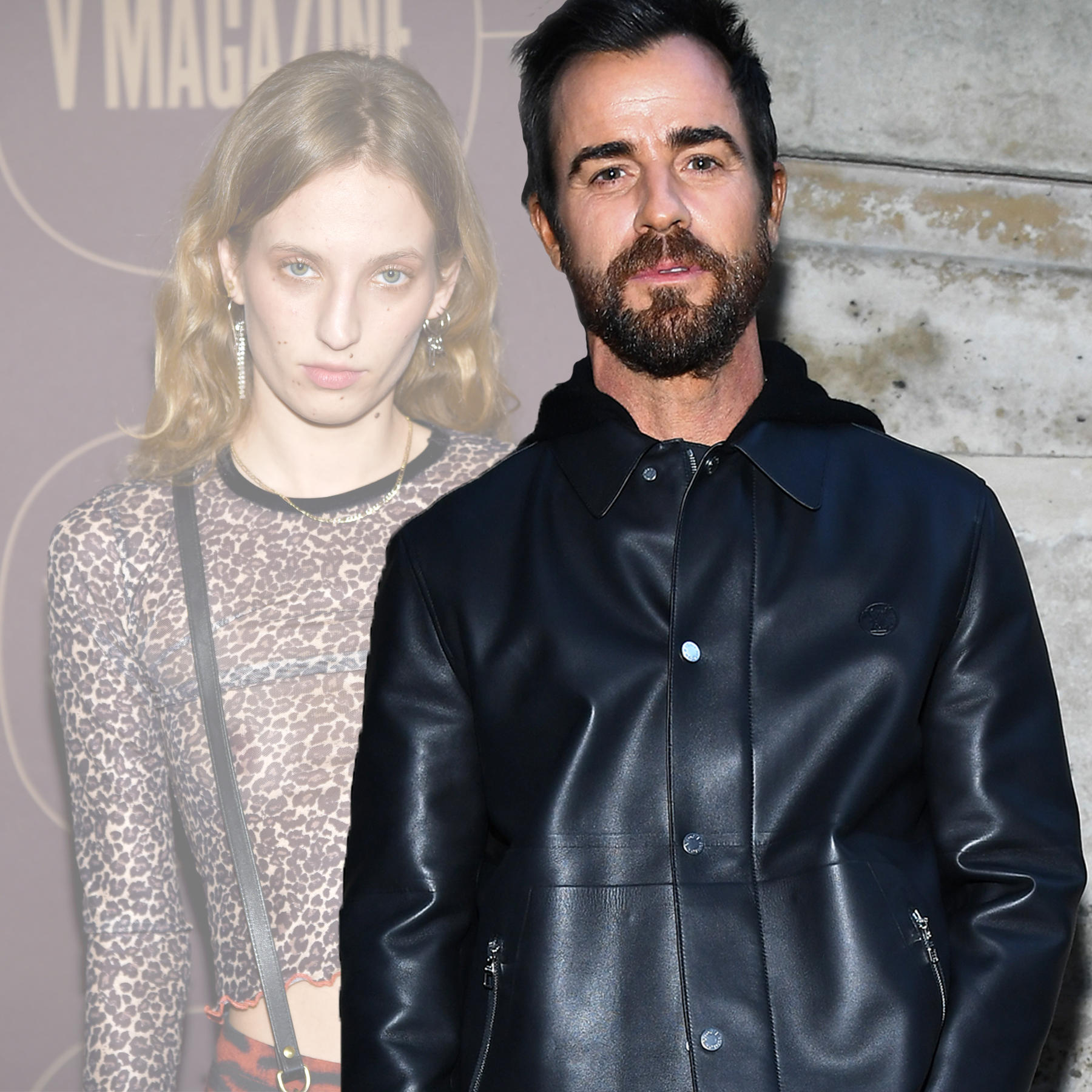 Justin Theroux soll Petra Collins daten