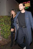 Heidi Klum und Tom Kaulitz in West Hollywood