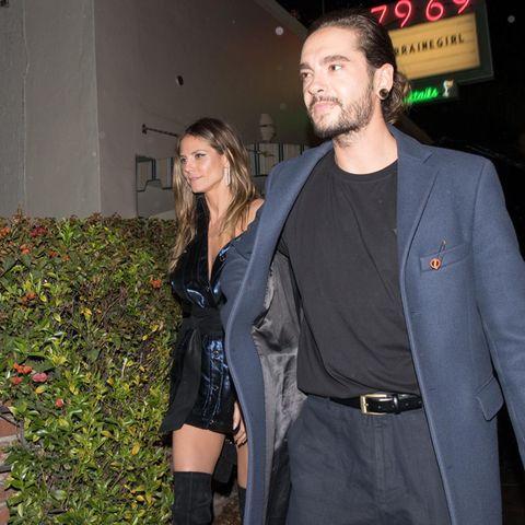 Heidi Klum und Tom Kaulitz in West Hollywood