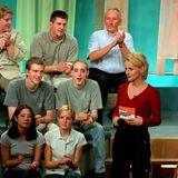 Birte Karalus moderierte ihre gleichnamige RTL-Talkshow ab 1998. Zwei Jahre später wurde die Sendung eingestellt.
