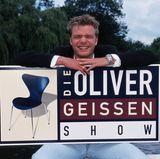 """Eine der letzten Talkshows """"Die Oliver Geissen Show"""" (1999 bis 2009) wurde nach zehn Jahren bei RTL abgesetzt."""